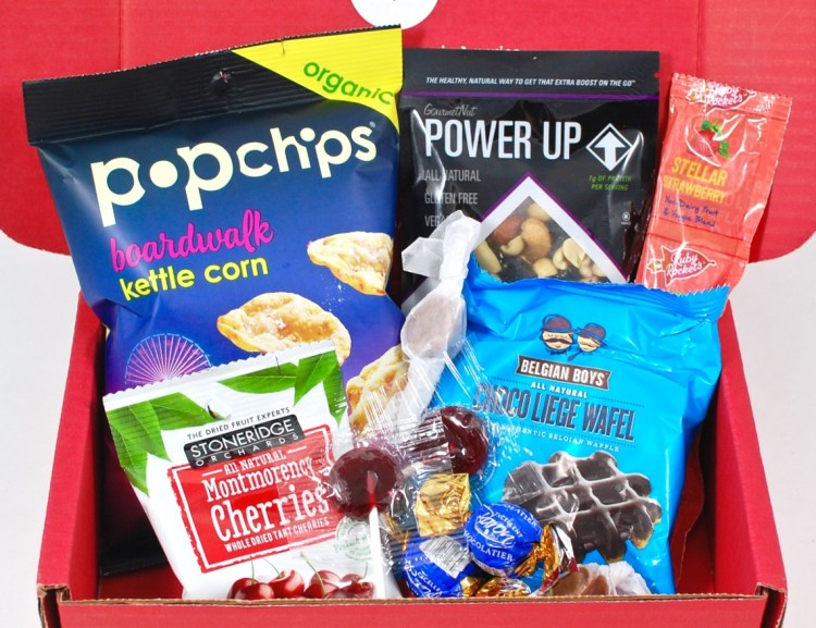 Love With Food February 2016 Review & First Box Only $5.99 Shipped