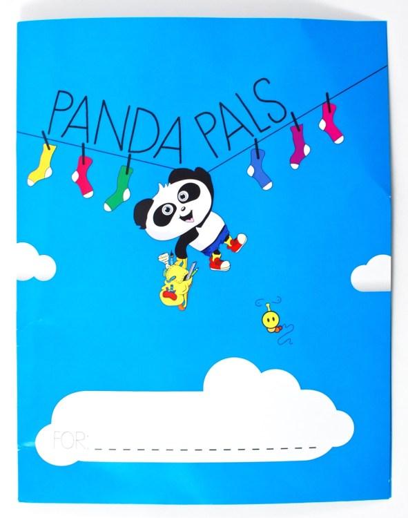 Sock Panda folder
