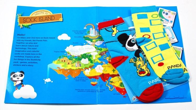 Panda Pals map