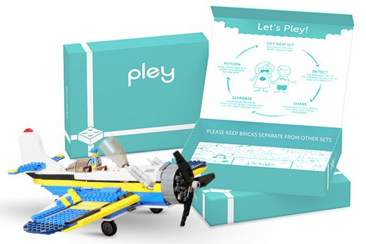 Pley toy rental