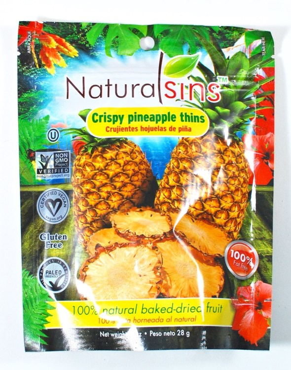 natural sins pineapple