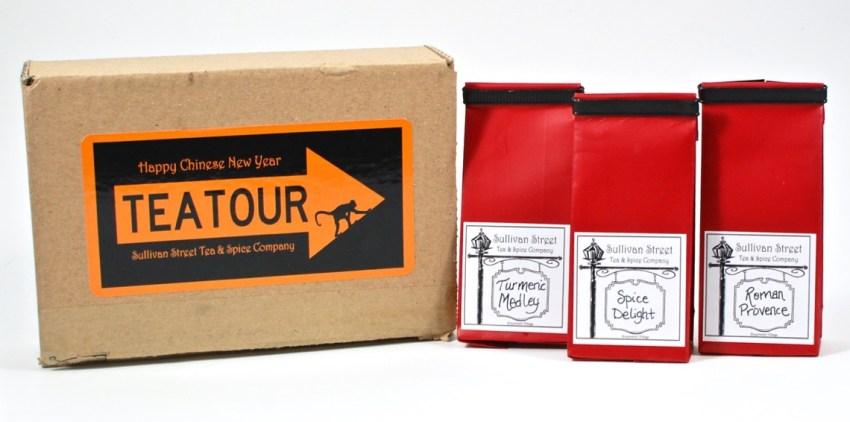 Sullivan Street Tea & Spice Company Tea Tour review