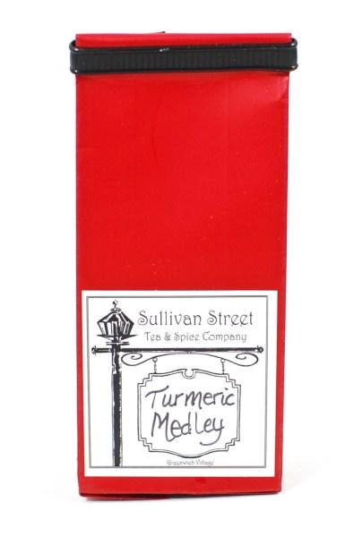 Turmeric medley tea