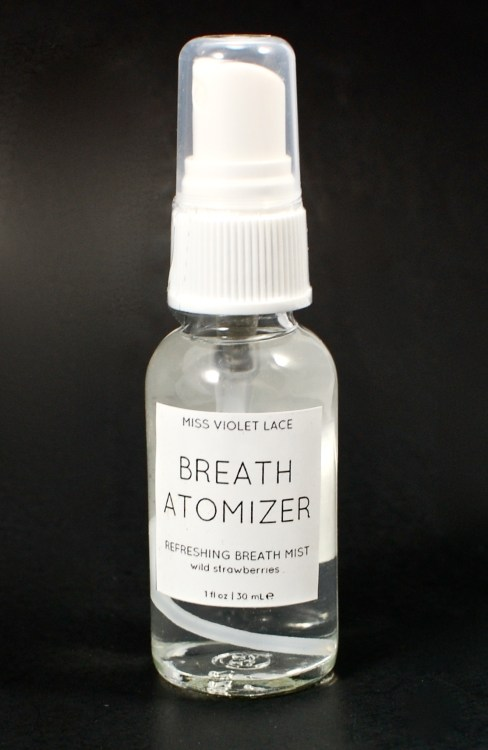 breath atomizer