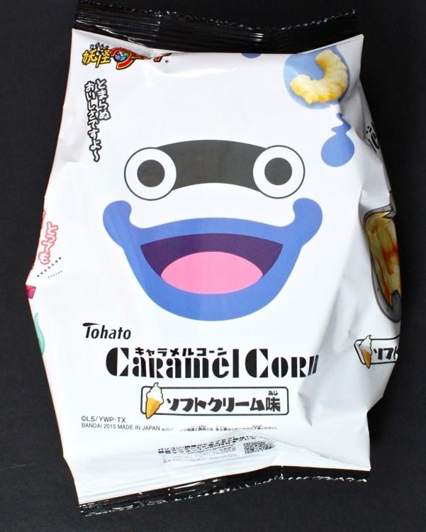 Yokai Watch caramel corn