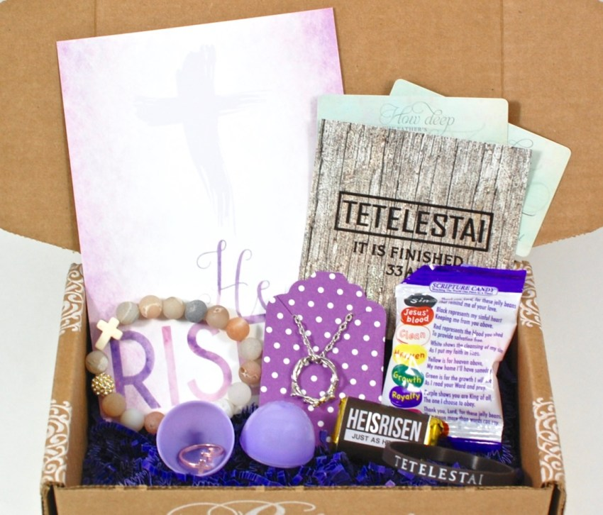 March 2016 The Believer's Box review