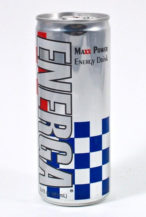 Energa energy drink