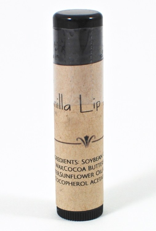 Exterior Indulgence lip balm