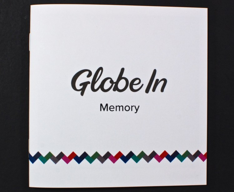 GlobeIn Memory box review