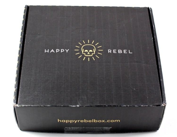 Happy Rebel Box