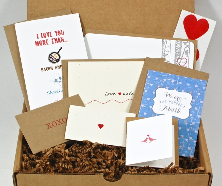 "Idea Chic Stationery Box Set ""Love Notes"" Review"