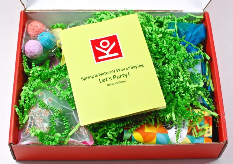 Konenkii spring box review