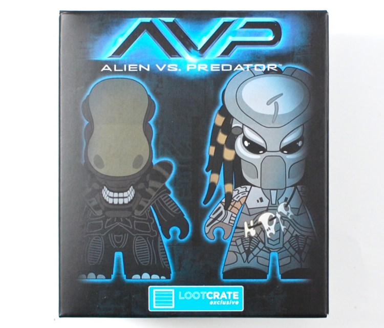 Loot Crate Alien vs Predator figure
