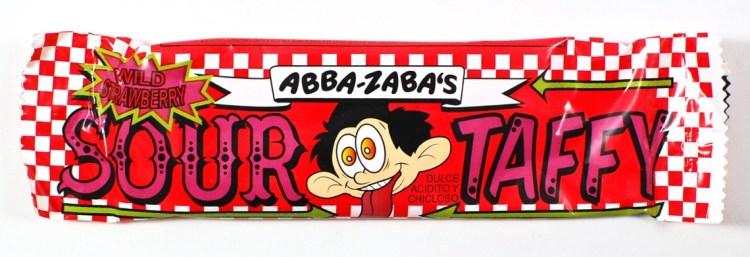 abba-zabba taffy