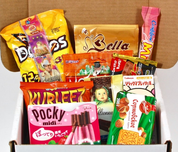 MunchPak March 2016 Review & Coupon Code