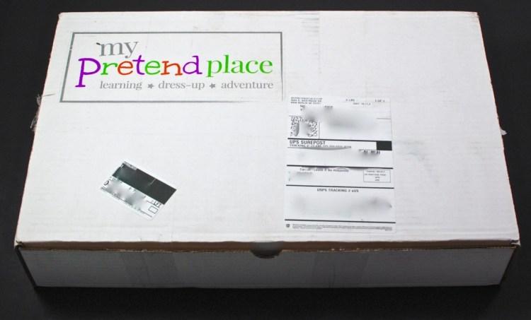 My Pretend Place box