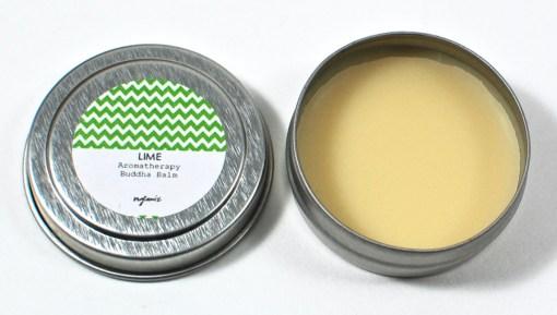 Orglamix aromatherapy balm