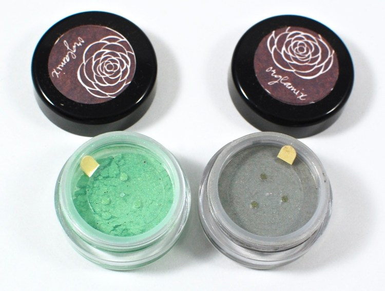 Orglamix eyeshadow