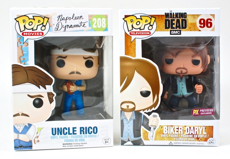 Pop in a Box February 2016 POP! Vinyl Figure Box Review