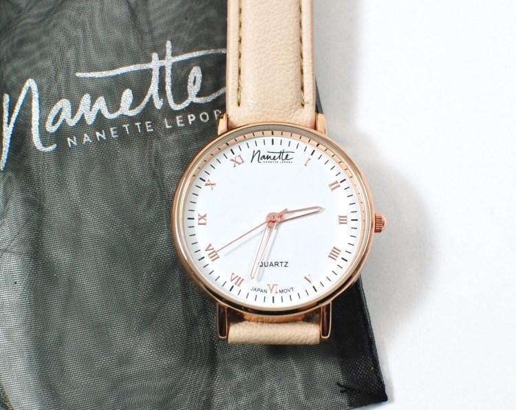 POPSUGAR Nanette watch