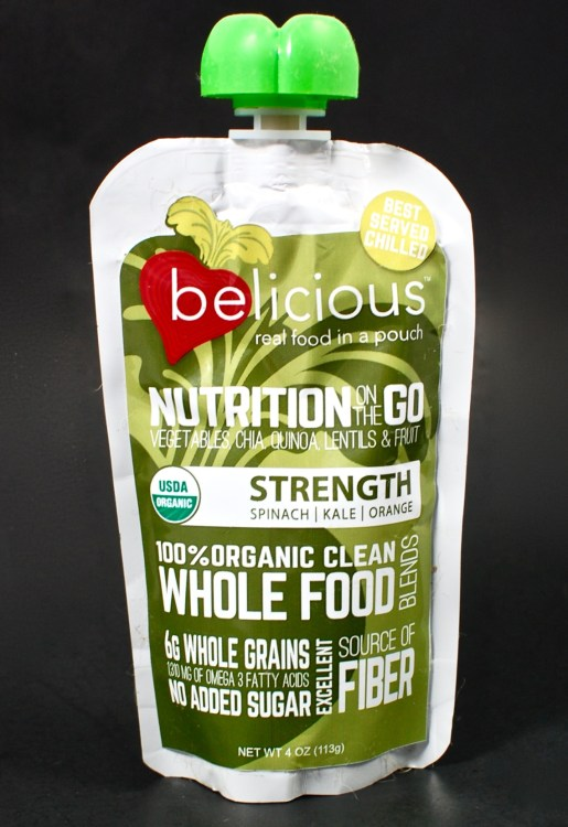 Belicious pouch