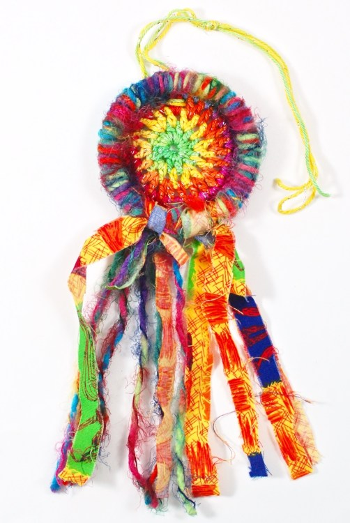 handmade dream catcher
