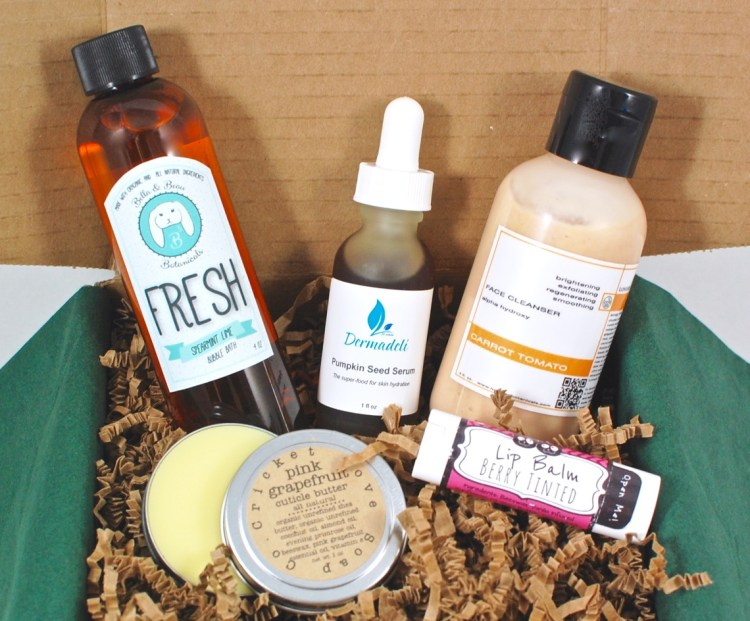 Terra Bella Box March 2016 Review & Coupon Code