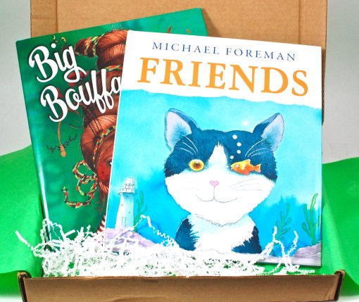 The Story Box February 2016 review