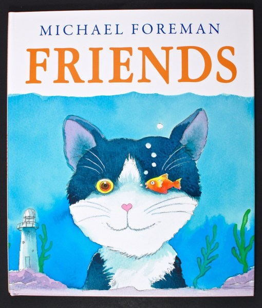 Friends Michael Foreman