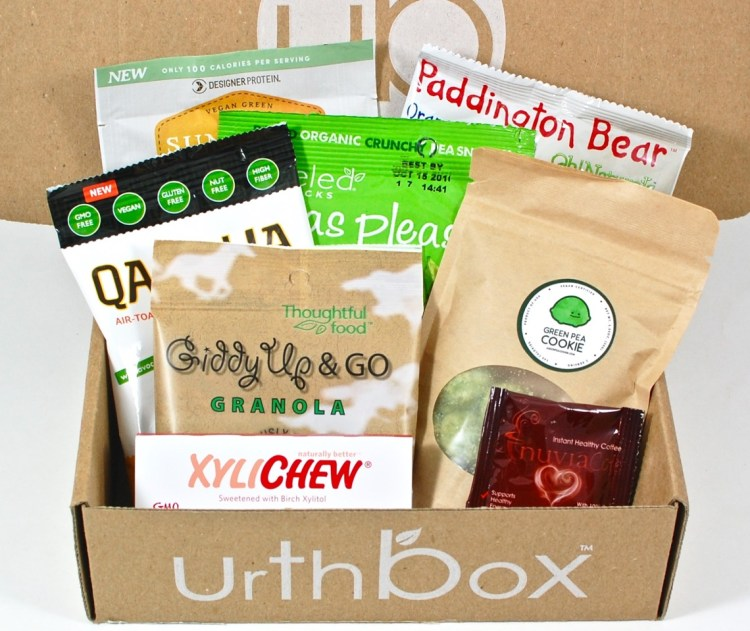 Urthbox February 2016 Review & $10 Off First Box