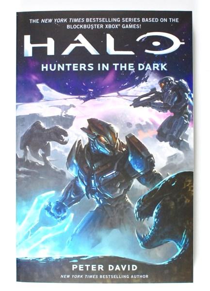 Halo Hunters in the Dark book