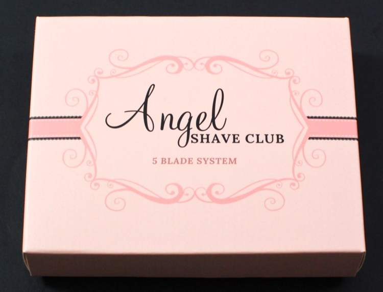Angel Shave Club box review