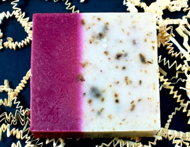 Petal Dance soap