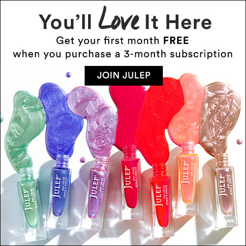 Julep FREE Box with 3-Month Subscription – One Week Only!
