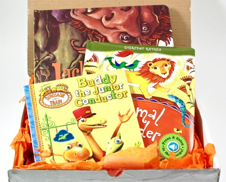 Lil' Bear Book Club April 2016 Subscription Box Review & Coupon