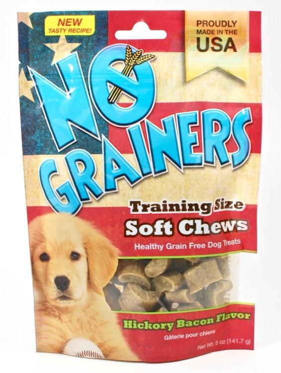 No Grainers dog treats