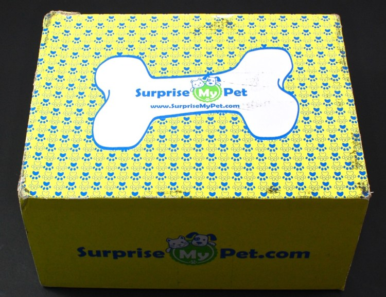 Surprise My Pet box