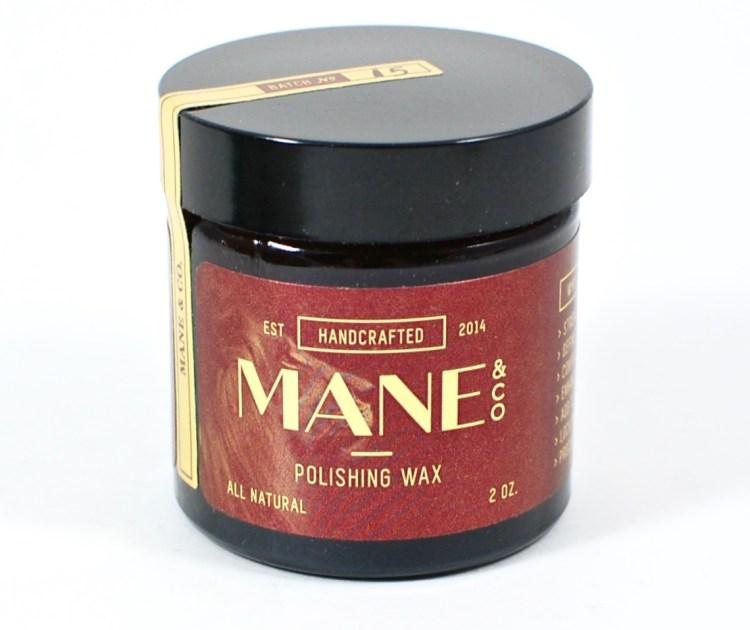 Mane & Co. polishing wax