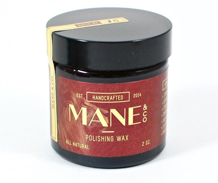 Mane & Co. polishing wax