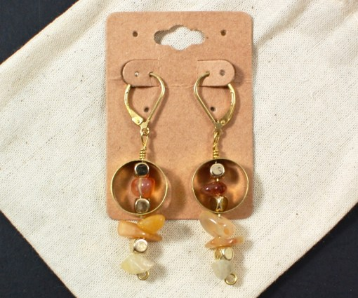 Yogi Surprise earrings