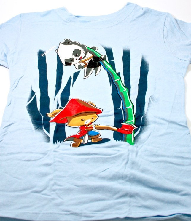 1Up box t-shirt