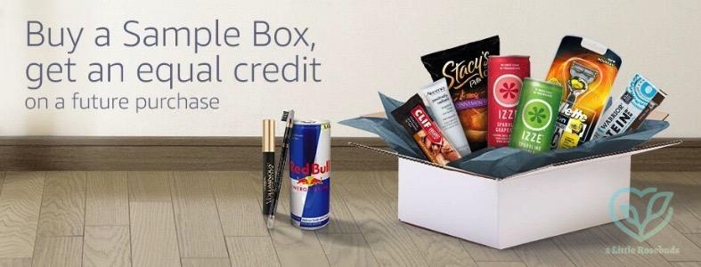 Amazon sample boxes