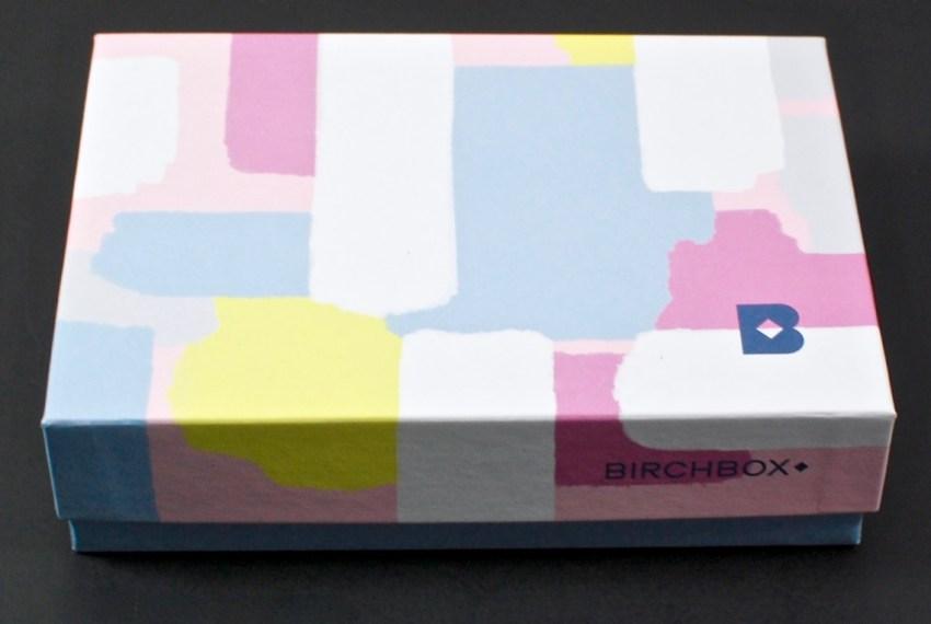 Birchbox Keds box