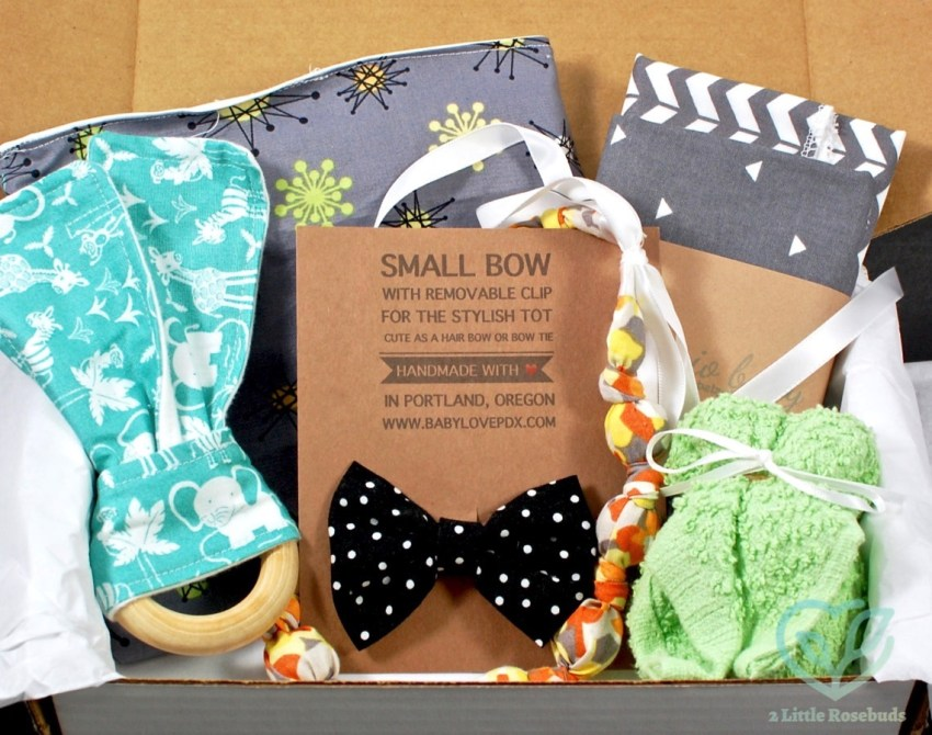 Buccio Baby Box May 2016 review