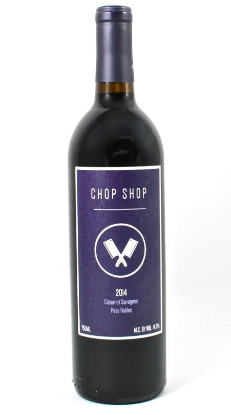 chop shop cabernet