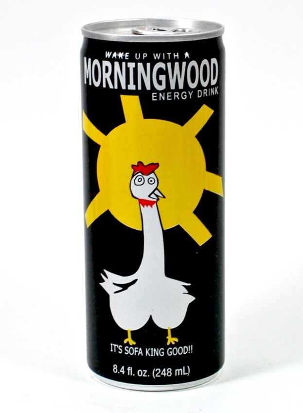 morningwood energy drink