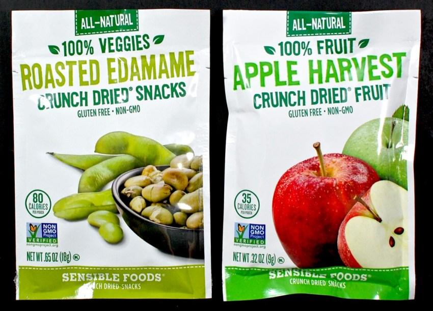 sensible foods apples