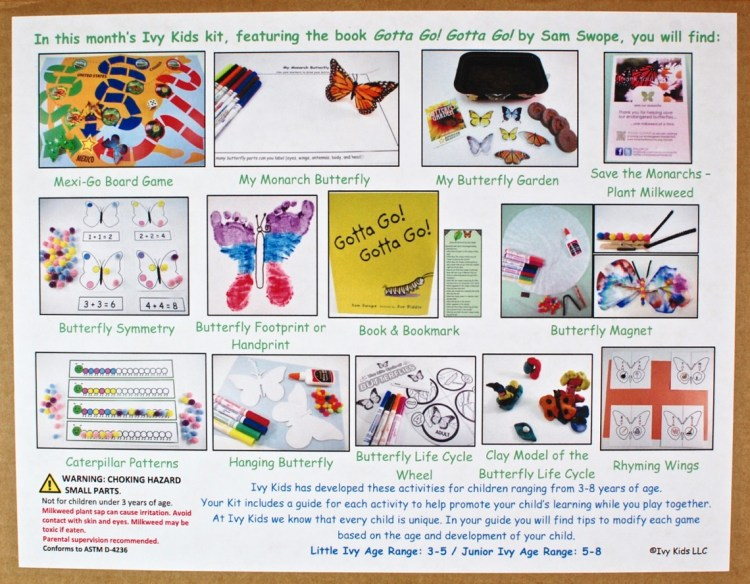 Ivy Kids review
