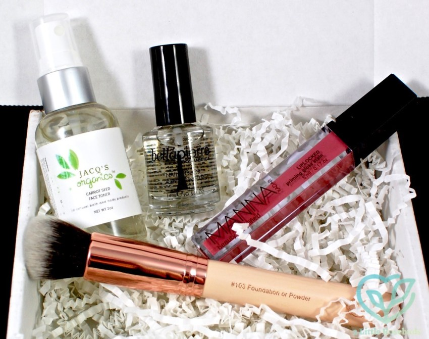 LaRitzy May 2016 Vegan Beauty Box Review