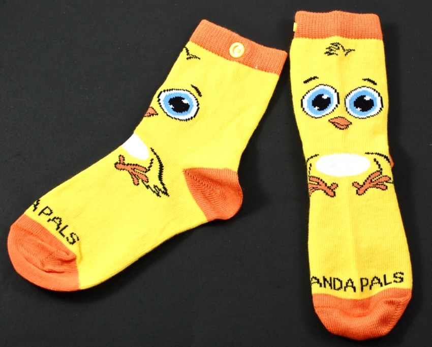 Panda Pals chick socks